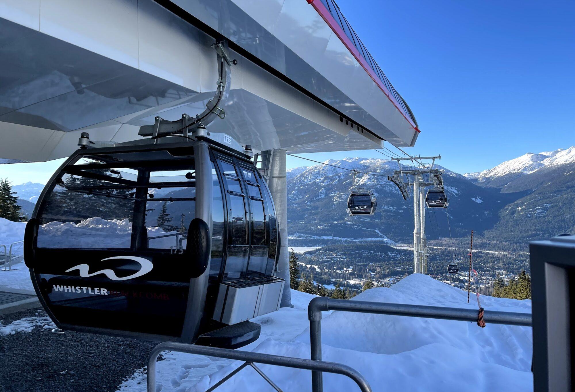 Whistler Real Estate: Ski-in/Ski-out