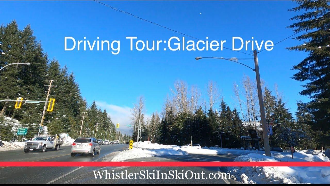 glacier drive video thumbnail