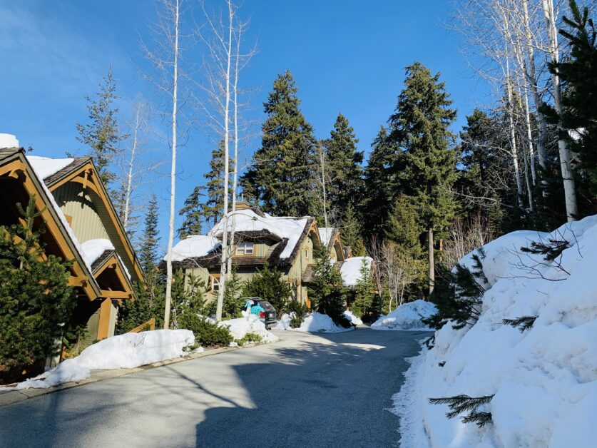 Mountain Star townhomes