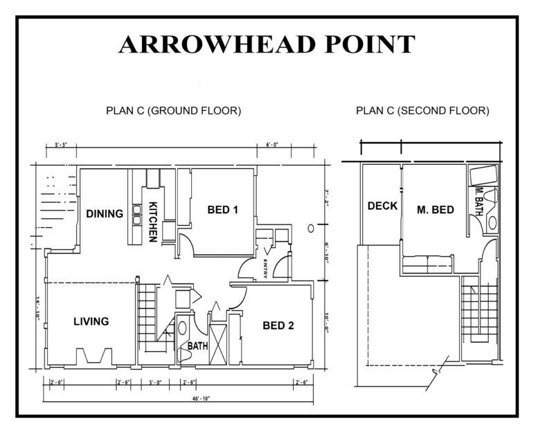 ARROWHEAD point floor-PLAN-C