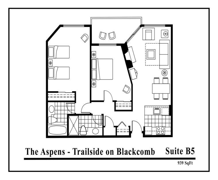 Aspens-suite-type-B5 2 bedr