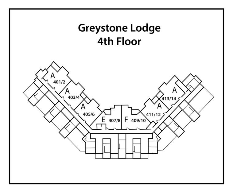 Greystone-Lodge-4th Level-building site plan (number-and-type)
