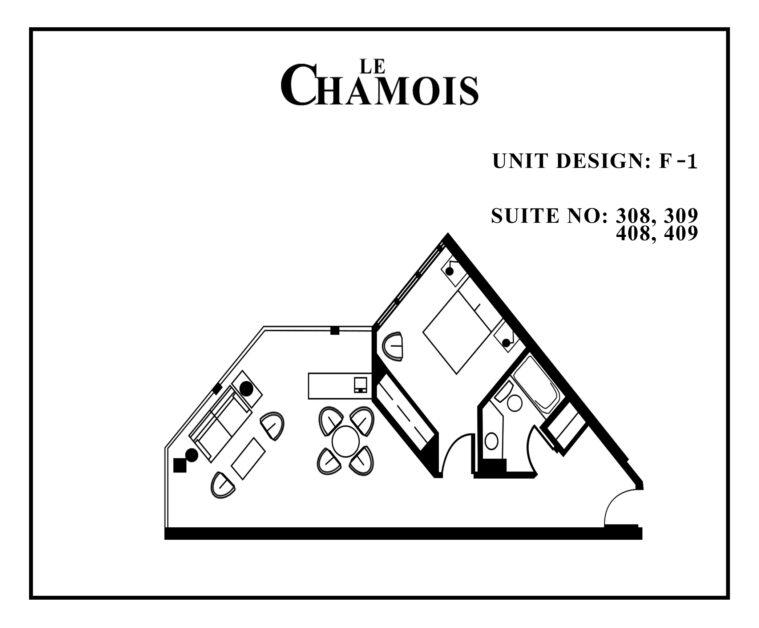 Le-Chamois-Suite-F1 floor plan