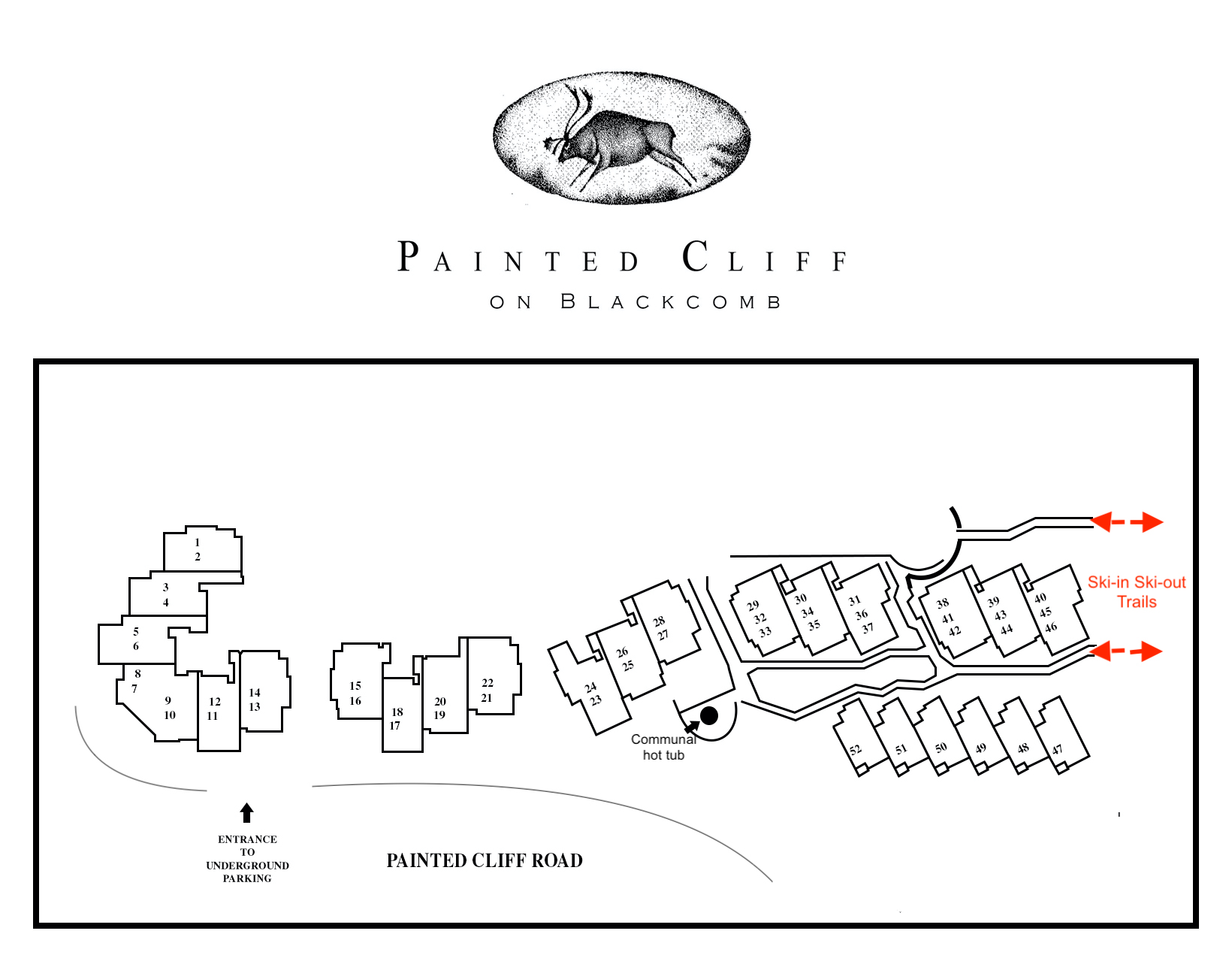 Painted-Cliff-Site-plan FINAL with trails marked