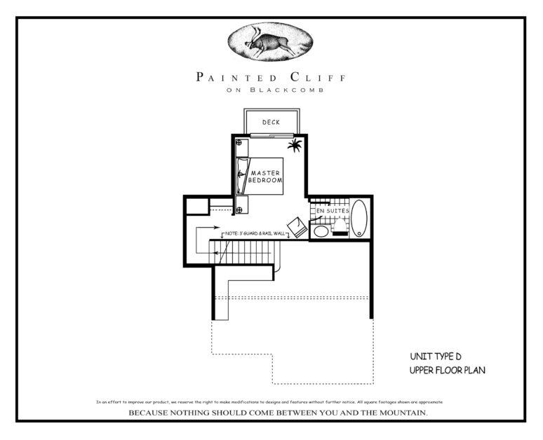 Painted-Cliff-Type-D upper floor