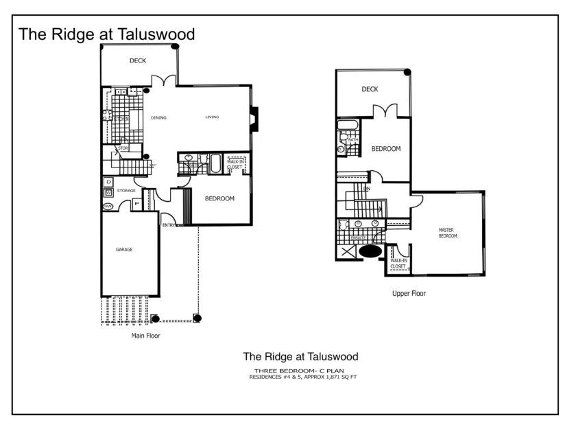 The-Ridge at Taluswood Plan C_3 bed
