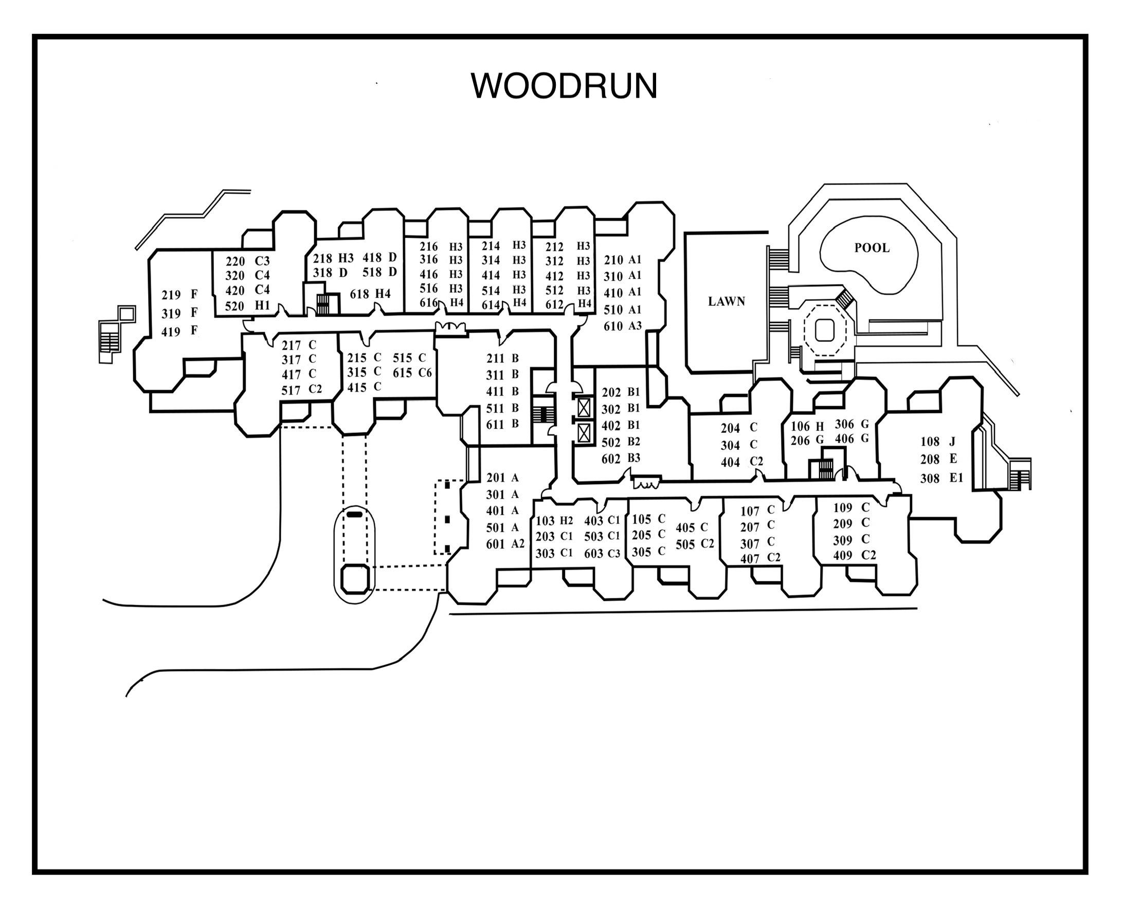 Woodrun unit type directory ready to upload
